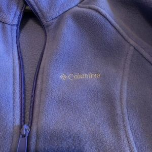 Columbia Jackets & Coats - Columbia zip up fleece
